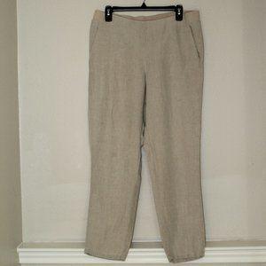 J. Jill linen pants
